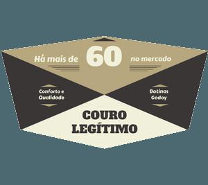 Botinas Godoy Há mais de 60 anos no mercado nacional